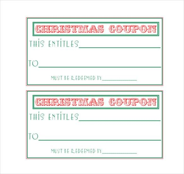 Free Lunch Coupon Template 50 Free Coupon Templates Template Lab - free coupon template