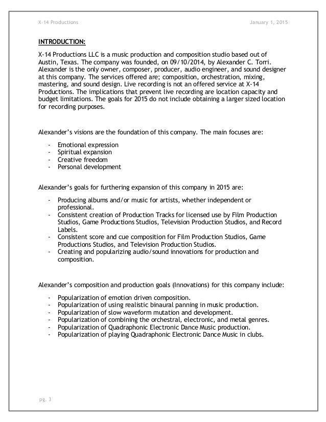 proposal plan template | lukex.co