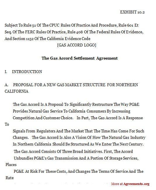 Settlement Agreement Template agreement letter template letter of - settlement agreement template