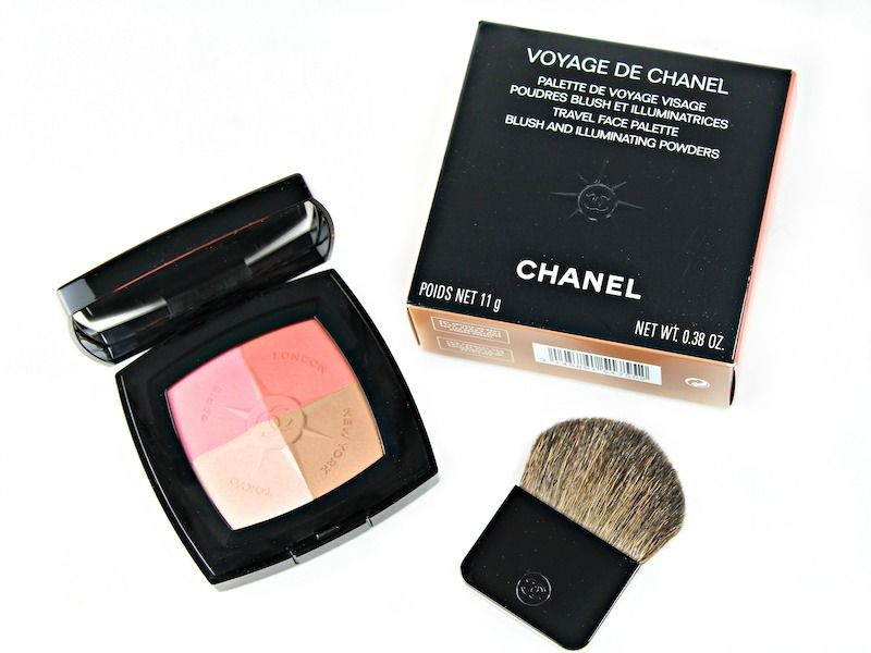 Current Obsession: The Voyage de CHANEL Travel Face Palette