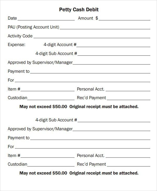 Salary Slip Format Free Word Templates