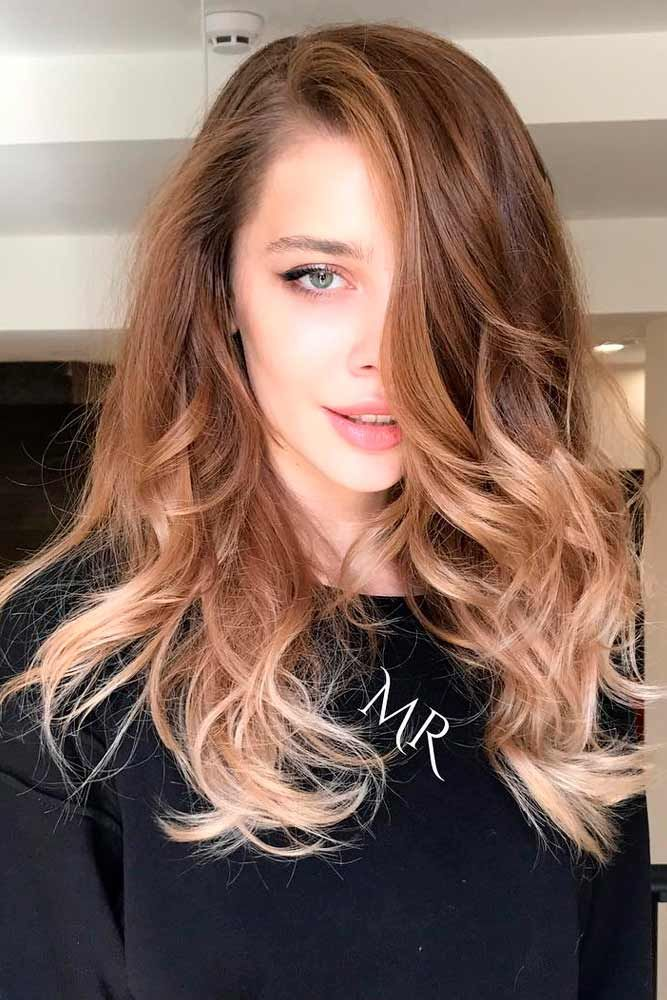 Partial Perm #wavyhairstyles #ombrehair ★ The best types and styles of modern perm for your flawless look. #glaminati #lifestyle #perm