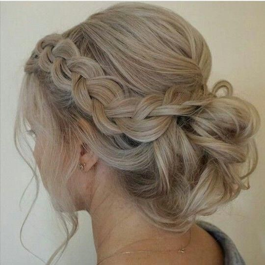 Braided Prom Hairstyles for Long Hair The dress is purchased, now you need to decide on the styling. What are the fashion trends of the season, what i…, Braids for Special Occasions #weddinghairstylesforlonghair