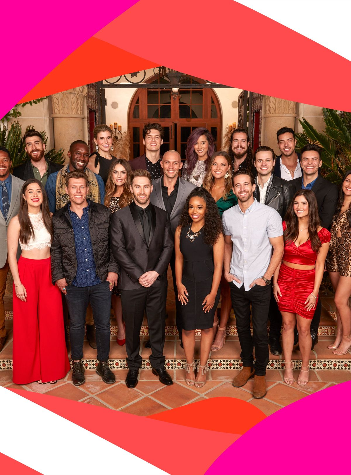 Meet The Brave Cast Of Bachelor's New Musical Dating Show