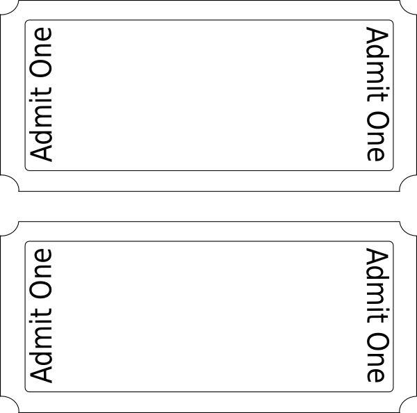 Free Printable Movie Ticket Template Best 25 Ticket Template - movie ticket template