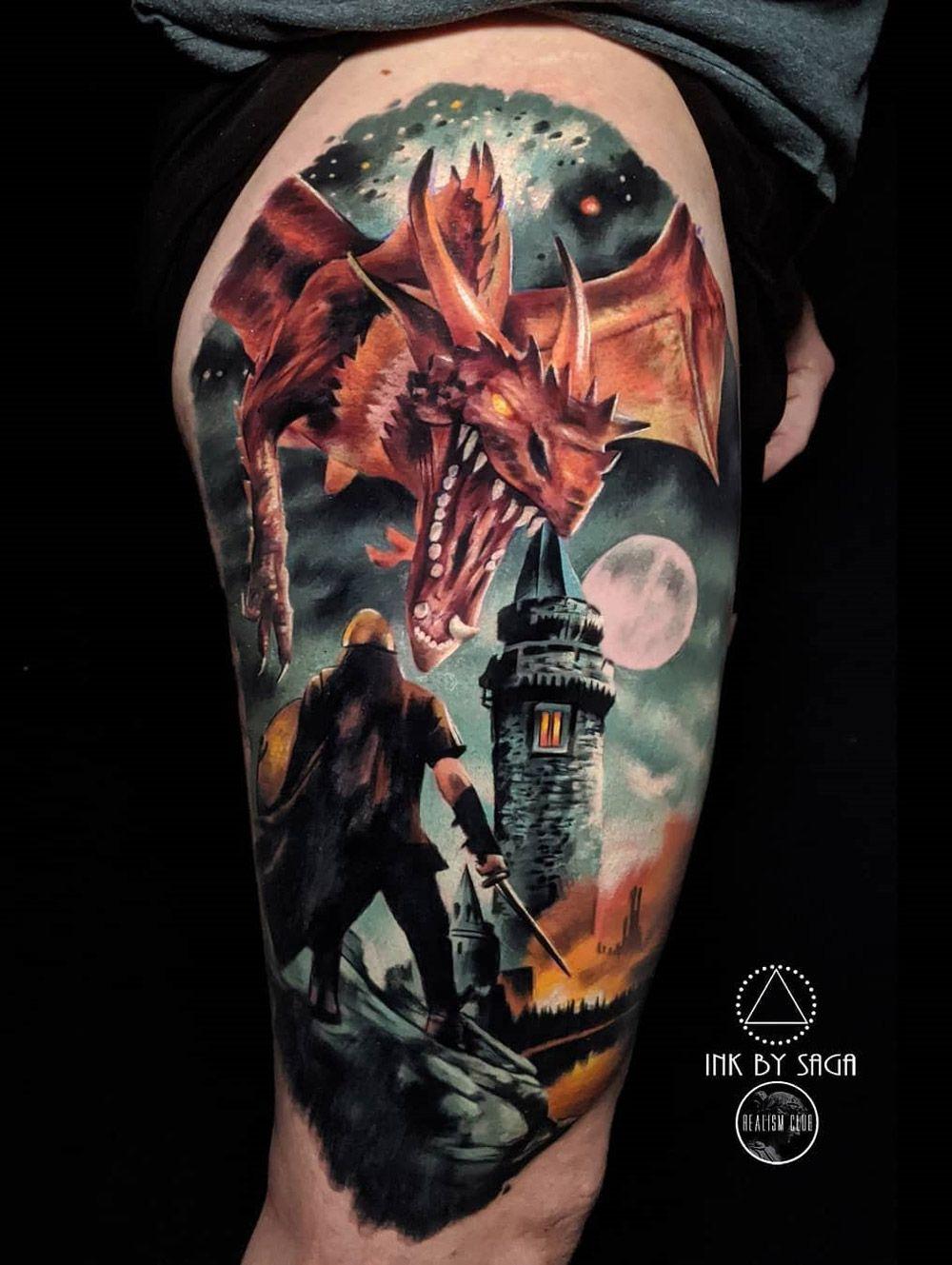 Malazan Dragon