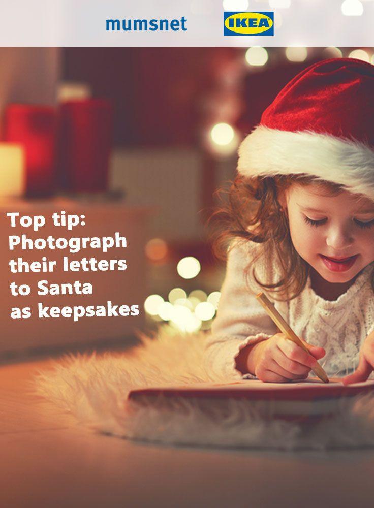 Christmas tip #1
