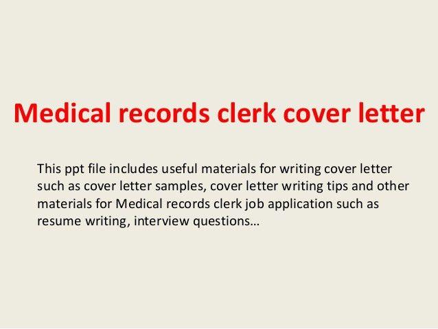 Floral Clerk Cover Letter | Cvresume.high Speed.cloud