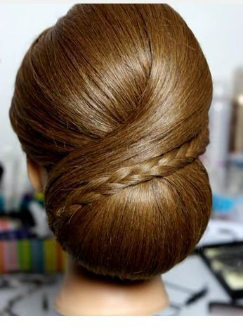 I want this hairstyle for a future party