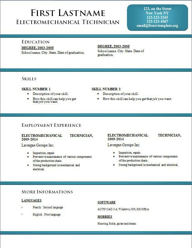 resume format latest latest resume format 2016 hot resume format newest resume format