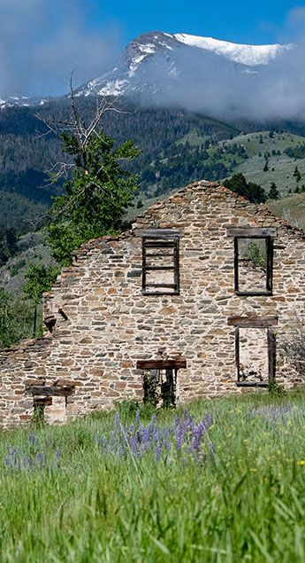 Visit Montana's Ghost Towns: This history remains frozen in time at many of Montana's ghost towns where, thanks topreservation efforts, you can wander through the settlements. Some of the towns are still occupied, while others are abandoned, and, according to locals,ghosts of the past can occasionally be seen and felt moving about.