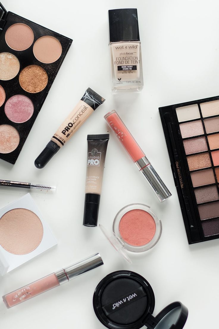 7 cheap makeup brands that are actually great quality! #drugstoremakeup #makeup #beauty #beautyblogger #makeupblogger
