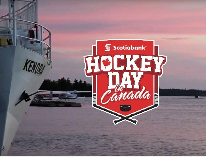 Kenora, #HockeyDay is coming for ya!