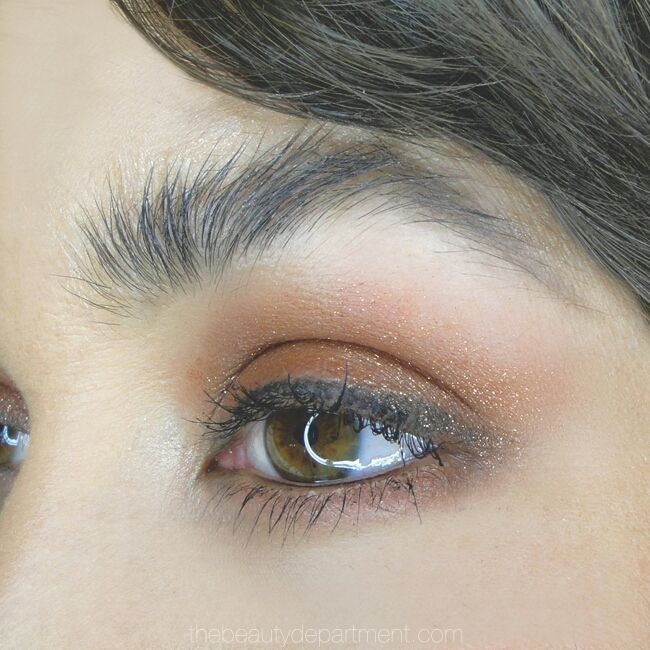 Try this Feathered Brow Trick using something you already have in your purse!