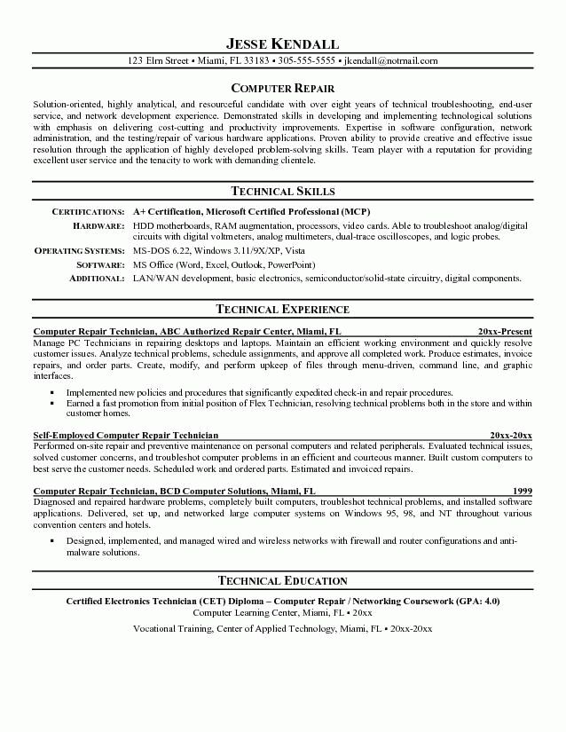 ... Mechanic Resume Cover Letter Cover Letter For Machine Technician   Microsoft  Certified Trainer Cover Letter ...