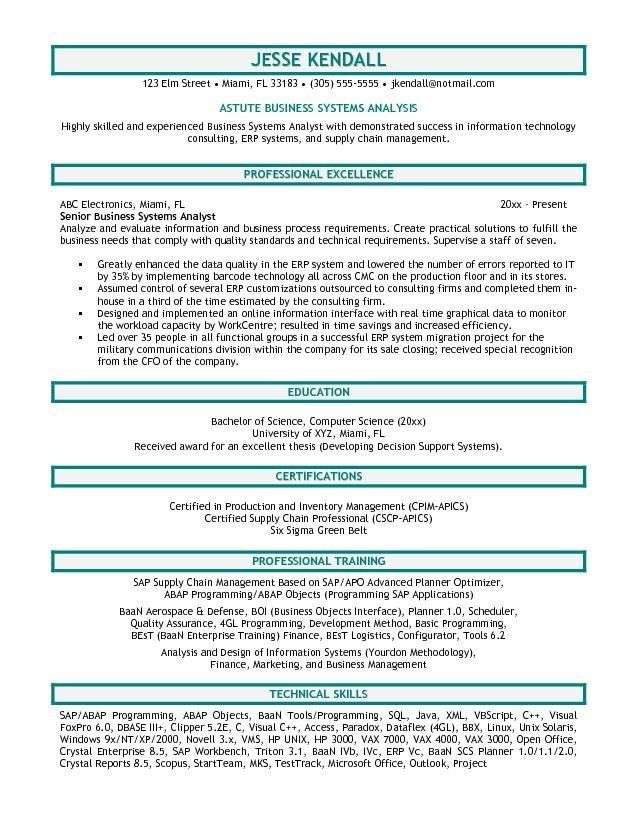 hris analyst resume adviser business analyst resume samples