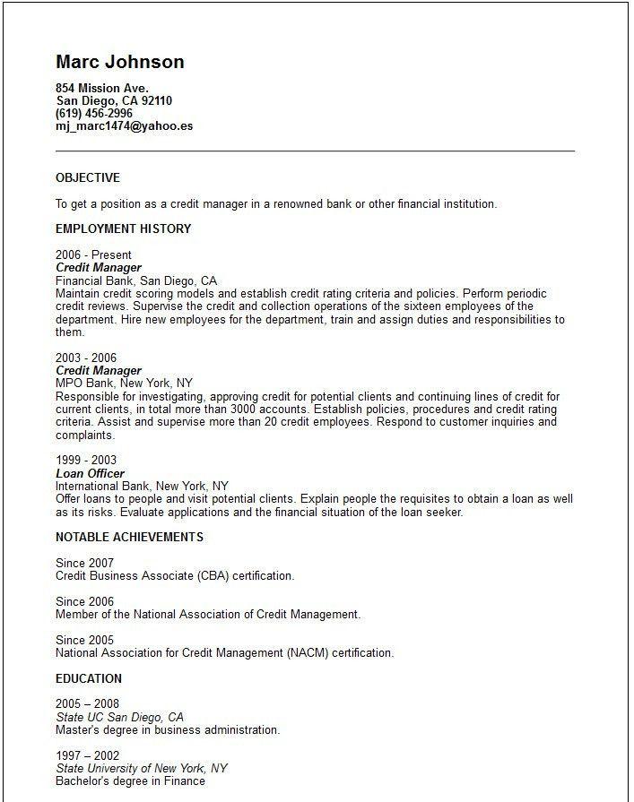 Resume Achievements Examples - Examples of Resumes - resume achievements samples