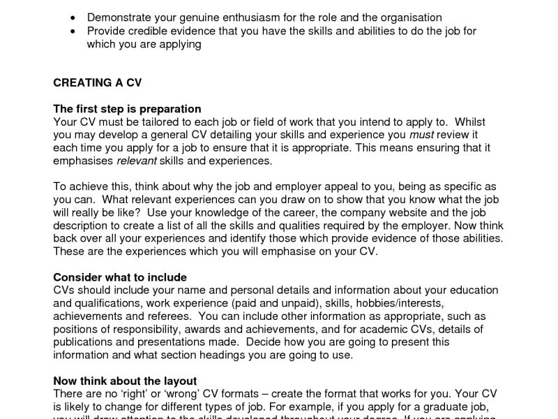 Hobbies And Interests On A Resume Examples Example Good Hobbies
