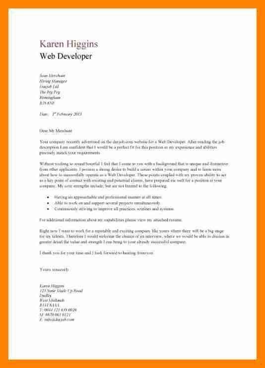 ... Developer Cover Letter Web Developer Cover Letter Examples For It   Ab  Initio Developer Cover Letter ...