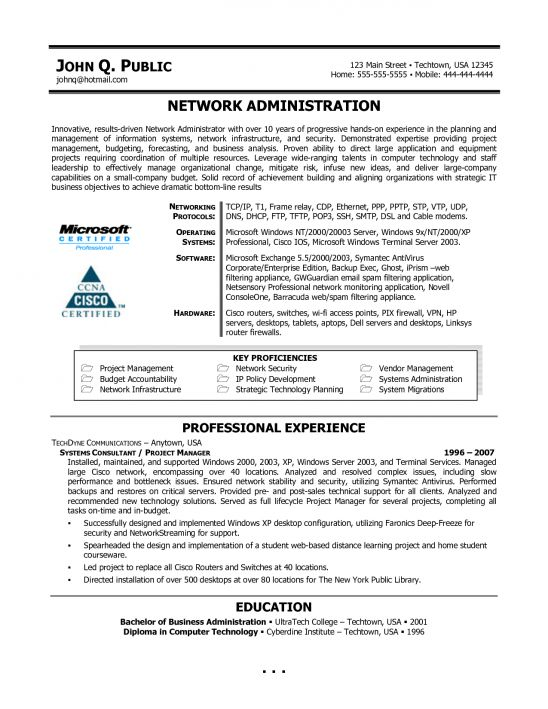 network engineer resume sample jennywashere