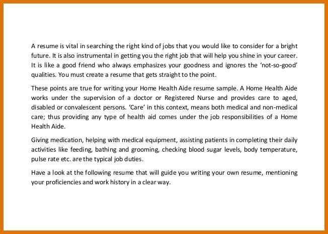 Sample Teacher Aide Resume Teachers Aide Or Assistant Resume - home health aide resume sample