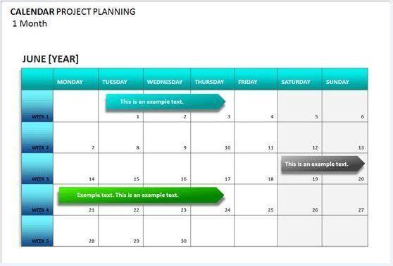Management Calendar Template 2017 Excel Calendar For Project - sample 2015 calendar