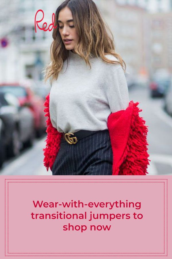 Wear-with-everything transitional jumpers to shop now