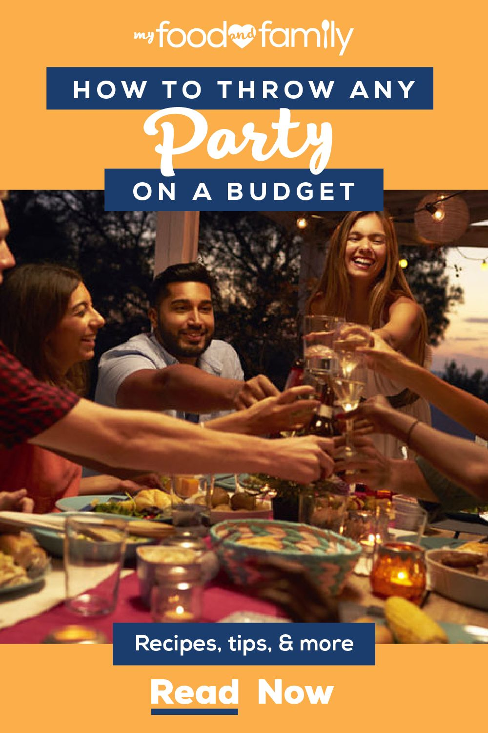 How to Throw Any Party on a Budget