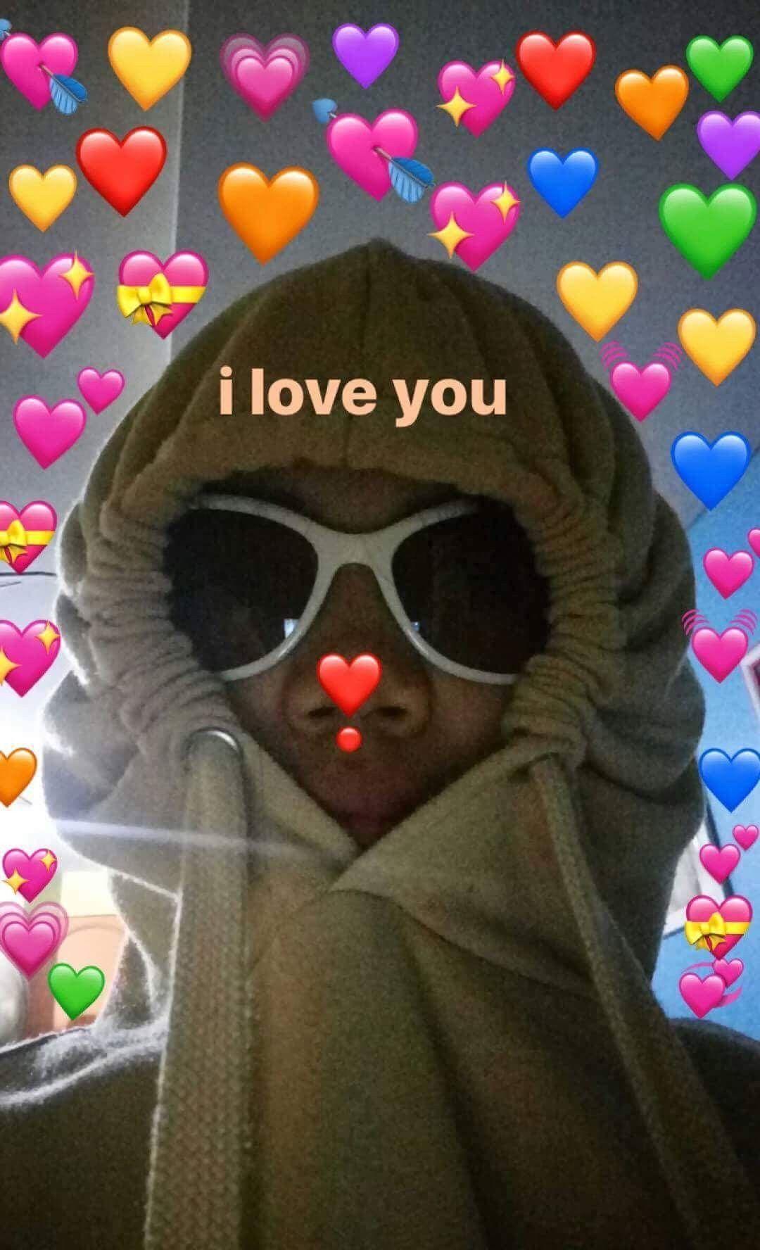 Heart Meme Wallpaper Iphone