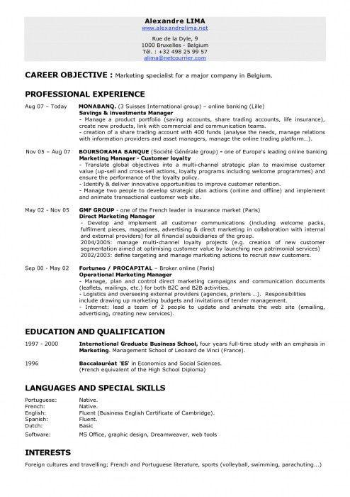 marketing resume objective hitecauto - marketing manager resume objective