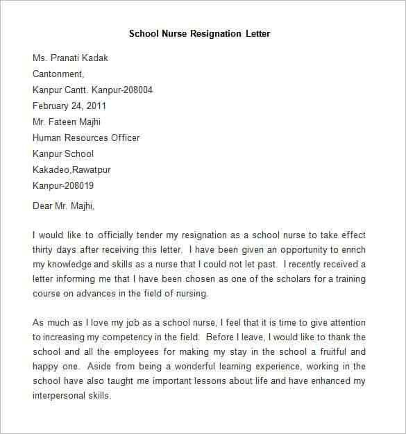Resignation Letter Template Microsoft Sample Retail 2 Week Notice - microsoft office resignation letter template