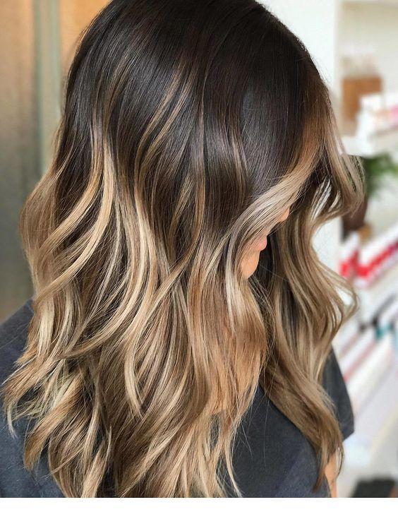Nice December hair idea   Inspiring Ladies