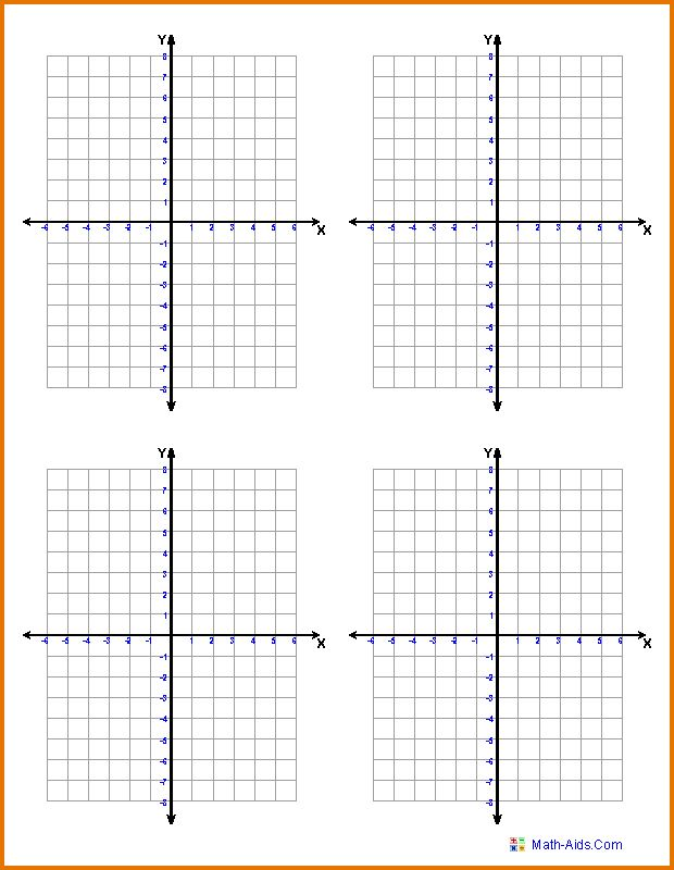 Graph Paper Sample 10 Free Graph Paper Templates Free Sample - math graph paper