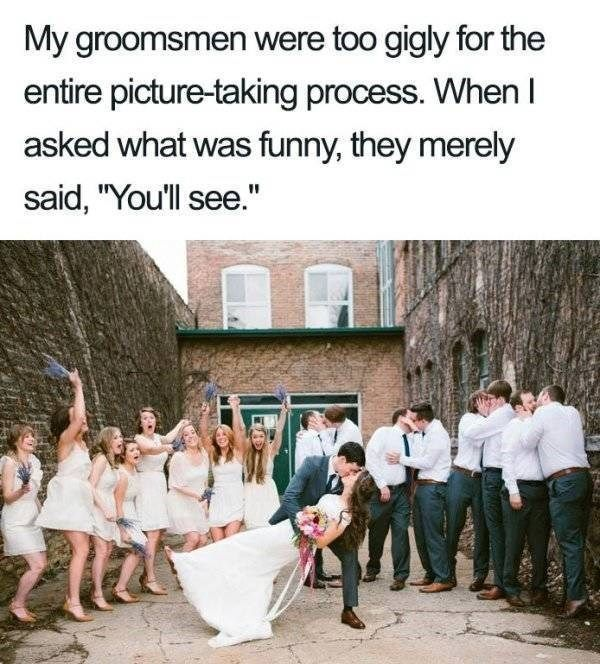 Weddings are fun – wedding PLANNING? Not so much. #Memes #Wedding #WeddingTheme #BridalOutfit #WeddingParties #WeddingEvent