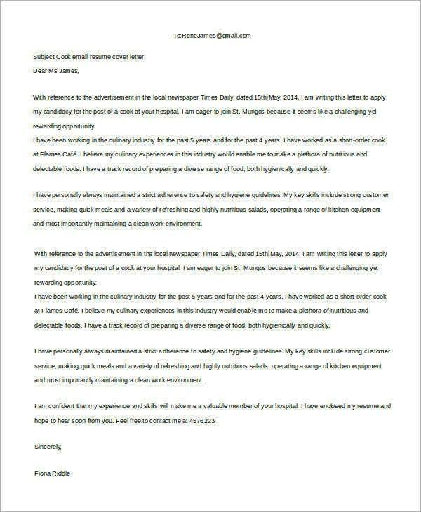 Resume Cover Letter Secrets Revealed Pdf | Cover Letter