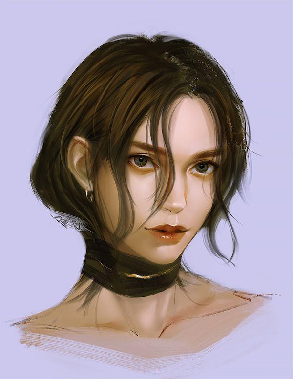 Digital Art by XiaoJi   Art and Design