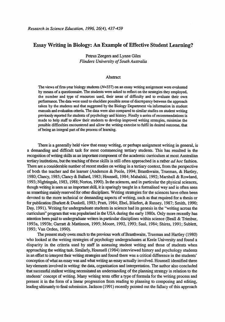 extended essay abstract examples example of an english essay  example abstract college of social science michigan state extended essay example extended essay abstract examples