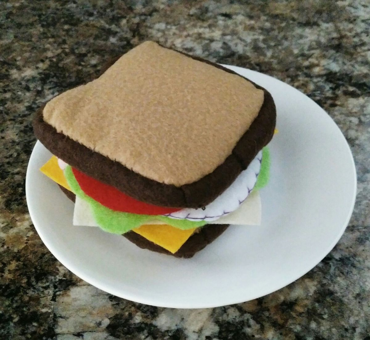 Felt sandwich sandwiches felt