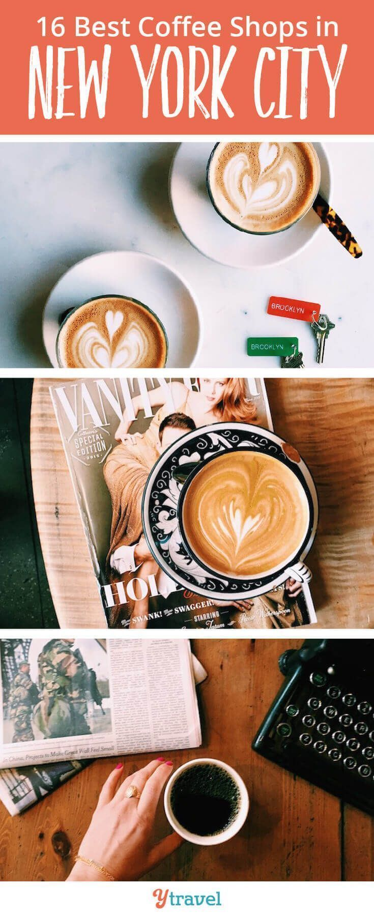 16 Best Coffee Shops in NYC the Locals Love