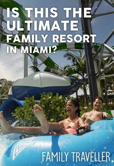 8 Ways the JW Marriott Miami Turnberry Resort & Spa Goes Way Beyond Your Typical Family Vacation