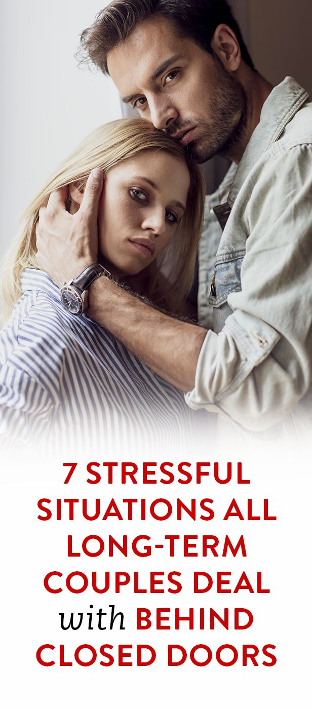 7 Stressful Situations All Long-Term Couples Deal With Behind Closed Doors