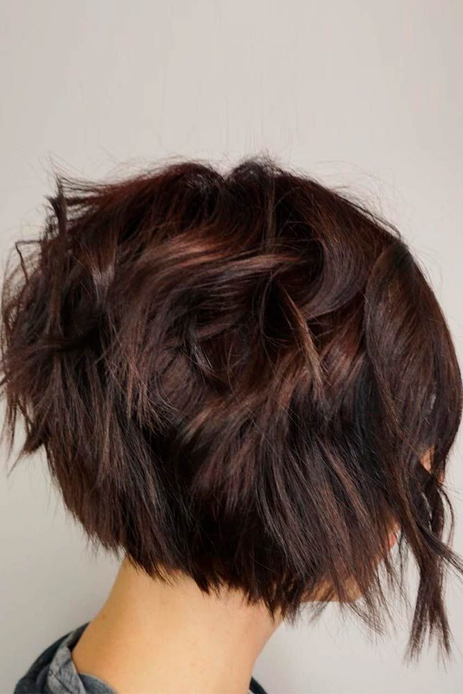"Short Messy Inverted Bob With Choppy Layers <a class=""pintag"" href=""/explore/brownhairstyles/"" title=""#brownhairstyles explore Pinterest"">#brownhairstyles</a> <a class=""pintag"" href=""/explore/shorthairstyles/"" title=""#shorthairstyles explore Pinterest"">#shorthairstyles</a> ★ All the inverted bob hairstyles: stacked, choppy, short, curly, with side bangs, with layers, are gathered here! ★ See more: <a href=""https://glaminati.com/inverted-bob/"" rel=""nofollow"" target=""_blank"">glaminati.com/…</a> <a class=""pintag"" href=""/explore/glaminati/"" title=""#glaminati explore Pinterest"">#glaminati</a> <a class=""pintag"" href=""/explore/lifestyle/"" title=""#lifestyle explore Pinterest"">#lifestyle</a><p><a href=""http://www.homeinteriordesign.org/2018/02/short-guide-to-interior-decoration.html"">Short guide to interior decoration</a></p>"