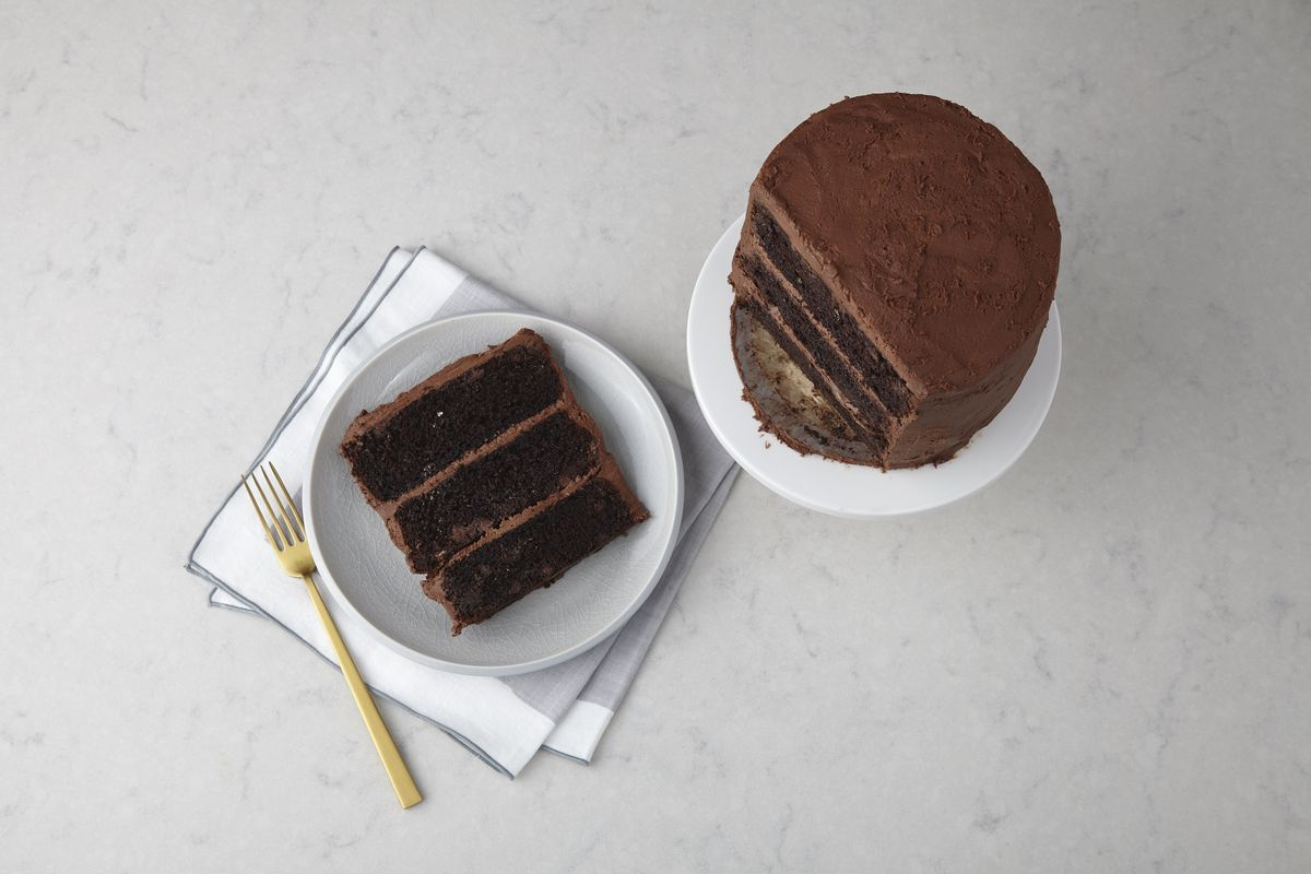 Class of the Day: Gluten-Free Chocolate Cake