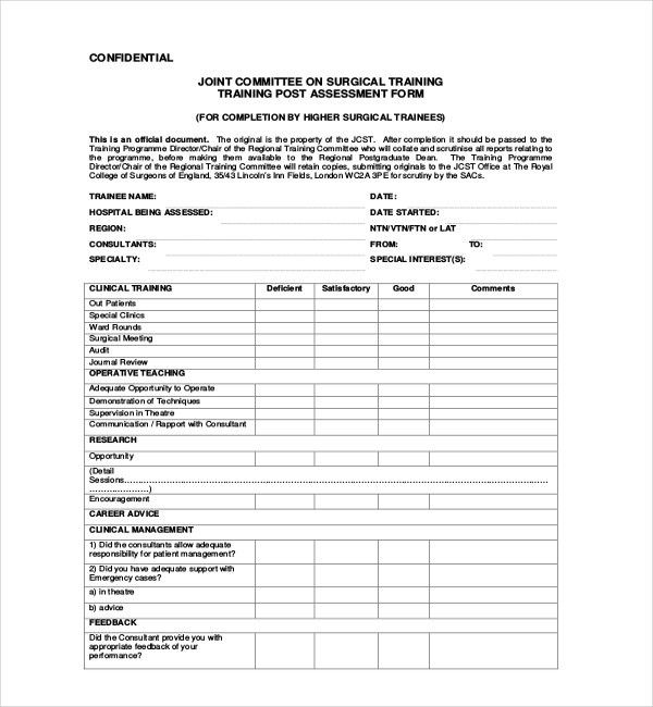evaluation forms for trainers | node2003-cvresume.paasprovider.com