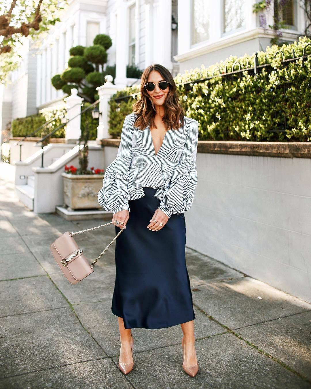 Skirt, $45 at Asos US – Wheretoget