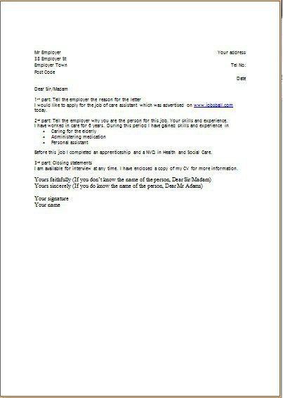Entry Level Nursing Cover Letter Nursing Cover Letter Samples - define cover letter