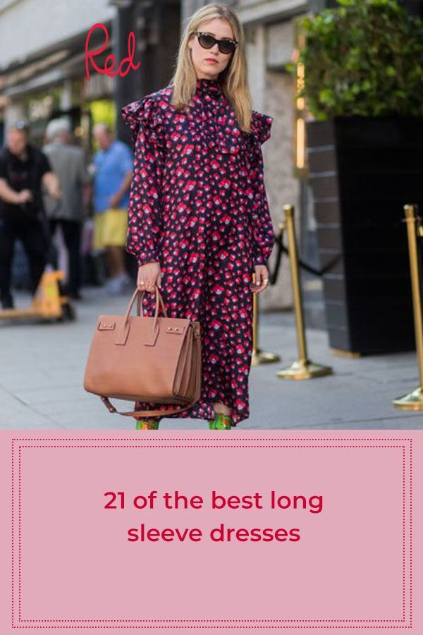 21 of the best long sleeve dresses
