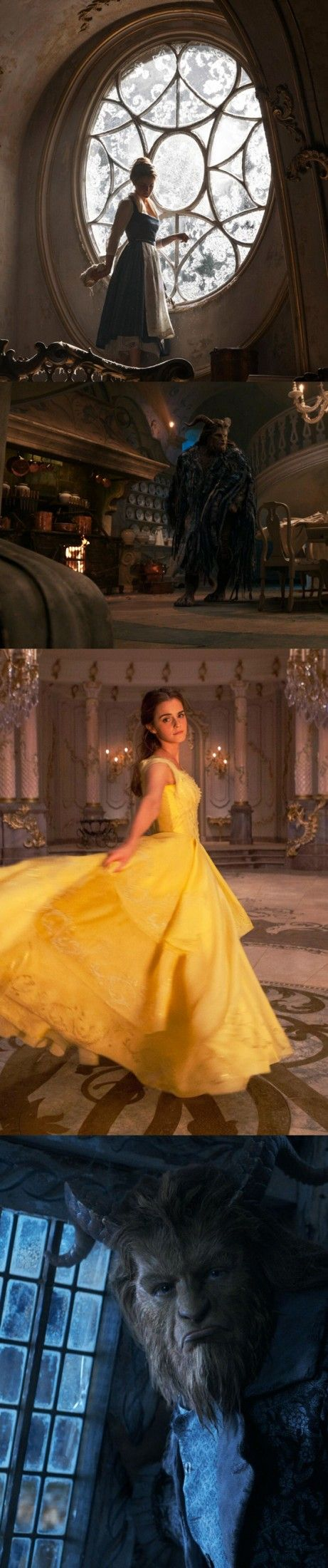 Disney's Beauty and the Beast comes out on Blu-ray & Digital HD June 6! [ad]