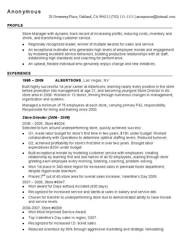 Sample Of Retail Resume Unforgettable Customer Service - sample resume for customer service rep