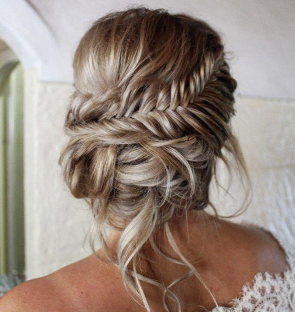 Cute Girls: 57 Beautiful Boho Hairstyles – Coachella Festival Hairstyles #hairstyles #boho #bohostyle